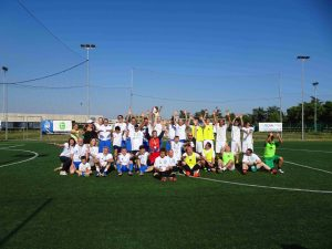Torneo Up Soccer . I partecipanti